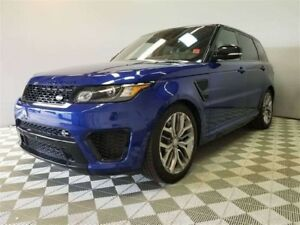 2016 Land Rover Range Rover Sport SVR - Local One Owner Trade In