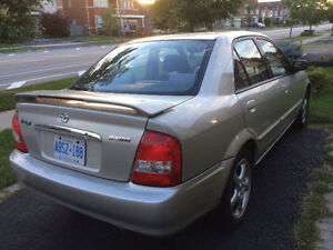 AS IS 2002 Mazda Protege