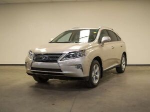 2013 Lexus RX 350 AWD LUXURY LEATHER SUNROOF LOW KMS