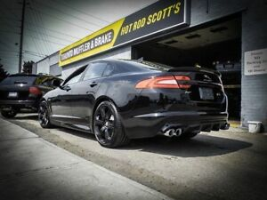 Jaguar Performance Exhaust and Repairs