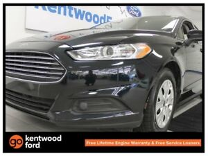 2014 Ford Fusion S- Sleek and stylish