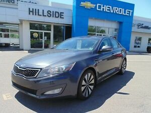 2012 Kia Optima SX *TURBO|LEATHER|SUNROOF|NAV*