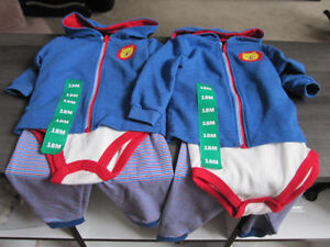 Fisher Price 3-piece boys 18 Months Outfits, BNWT (2)