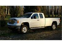 2013 GMC Sierra 2500HD SLE VERY NICE TRUCK! Asking $28,900 obo
