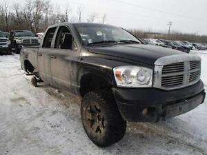 2008 dodge ram 1500 4x4 wrecking parting out for parts