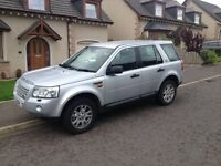 For Sale - Land Rover Freelander 2. 2.2 TD4 XS MAN. - Immaculate Condition inside and out.