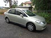 Nissan Tiida Sedan 4cyl Automatic only 102,000klm Booval Ipswich City Preview