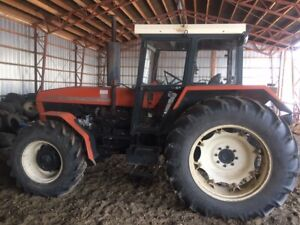 Front Wheel Assist Tractor for sale