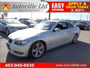 2007 BMW 3 Series 335i TWIN TURBO EVERYONE APPROVED $13488
