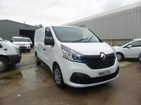 RENAULT TRAFFIC 1.6CDTI 120BHP BUISNESS PLUS