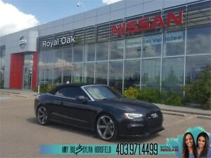2014 Audi RS 5 Technology package Quattro AWD **Accident Free **