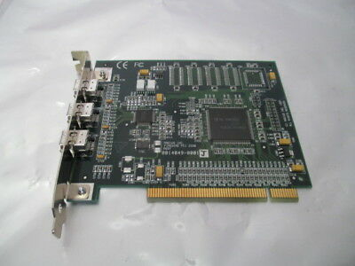 Radius Inc 0014049-0001J 3-Port Firewire PCI 2330 Assy Expansion Card, 423795