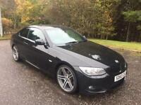 2010 60 BMW 3 SERIES 2.0 320D M SPORT 2D 181 BHP DIESEL