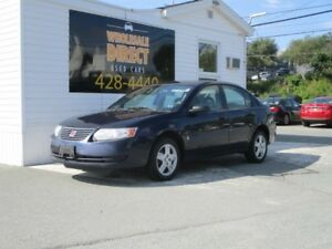 2007 Saturn Ion 1 SEDAN 5 SPEED 2.2 L