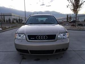 1999 Audi A6 Wagon - PERFECT WINTER VEHICLE! LUXURY FOR LESS!