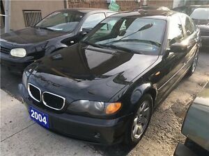 2004 BMW 325i--CERTIFIED--EASY LOAN APPROVALS--LOW PAYMENTS