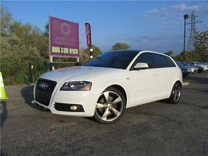 "2013 Audi A3 Progressiv ""S-LINE"" PANORAMIC,JUST SERVICED AT AUDI"