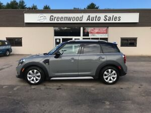 2019 Mini Countryman Cooper AWD! LEATHER! GLASS ROOF! FINANCE...