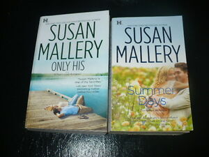 Lot of 2 Susan Mallery Novels London Ontario image 1
