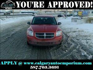 2010 Dodge Caliber SXT 4dr Front-wheel Drive Hatchback