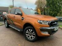 2016 Ford Ranger Pick Up Double Cab Wildtrak 3.2 TDCi 200 Double Cab Pick Up Die