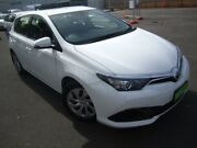 2016 Toyota Corolla ZRE182R Ascent S-CVT White 7 Speed Constant Variable Hatchback Melrose Park Mitcham Area Preview