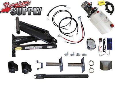 3 Ton Hydraulic Scissor Hoist Kits Ph310 Ideal For Dump Trailers Trucks