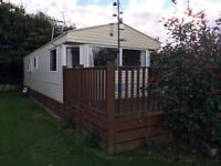 Static Caravan 2009 - 2 Bedroom - Dartmoor - Quiet Site - open 12 months of the year - Dogs allowed