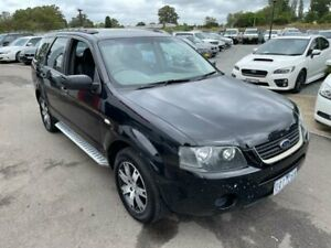 2007 Ford Territory SY SR Black 4 Speed Sports Automatic Wagon Elderslie Camden Area Preview