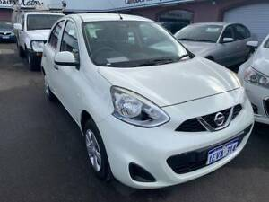 2015 Nissan Micra ST Automatic Hatchback Mira Mar Albany Area Preview