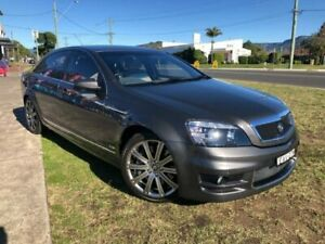 2008 Holden Special Vehicles Grange WM MY08 Upgrade Grey 6 Speed Auto Active Sequential Sedan Dapto Wollongong Area Preview