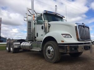 2017 International HX620 6X4, New Day Cab Tractor