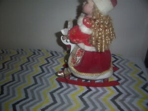 Jewelry Stands,Christmas Doll On Rocking Horse Kingston Kingston Area image 8