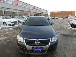 2007 VW PASSAT FULLY LOADED,LEATHER,SUNROOF,CERTIFIED,E-TESTED