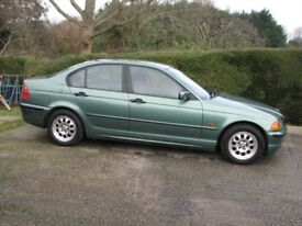 BMW 318i saloon for sale