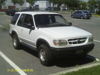1997 Ford Explorer Sport VUS