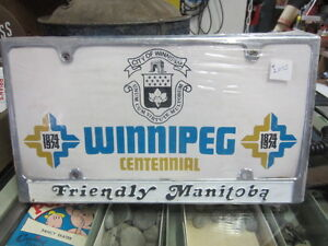 FRIENDLY MB LICENSE PLATE COVER