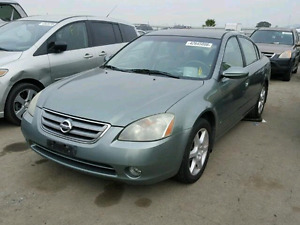 2004 Altima - Broken Head Gasket , cheap price for fast sale