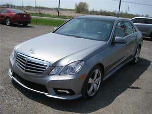 2010 Mercedes-Benz E-Class E350 *Certified & E-tested*