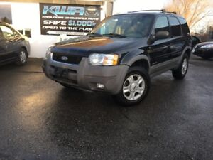 2001 Ford Escape XLT *AWD* XLT