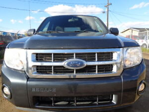 2008 FORD ESCAPE XLT-SPORT-ONE OWNER-ONLY 147,000KM