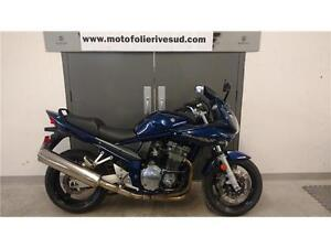 SUZUKI BANDIT ABS 1200 USAGE