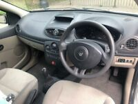 2007 NEW SHAPE RENAULT CLIO WITH FULL SERVICE HISTORY £1290