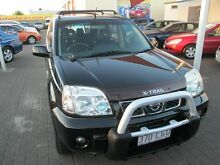 2004 Nissan X-Trail T30 TI (4x4) Black 4 Speed Automatic Wagon Coopers Plains Brisbane South West Preview