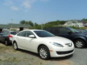 ONLY 67$ WEEKLY OAC! 2013 MAZDA 6! NEW BRAKES , NEW TIRES