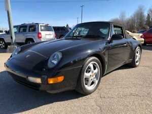 1996 Porsche 911 Carrera (993 air cooled)