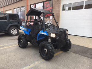2015 Polaris ACE 570 with low kms for only $79 bi-weekly!!