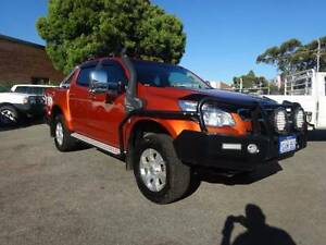 2015 Holden Colorado LTZ 4x4 Dual Cab Automatic Ute Wangara Wanneroo Area Preview