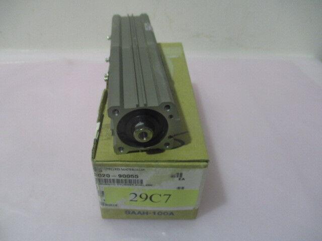 AMAT 3020-90055 Pneumatic Cylinder, Dual, SMC CDQ2B40-55+55D-XC10, 417698