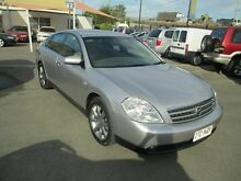 2004 Nissan Maxima J31 ST-L Silver 4 Speed Automatic Sedan Coopers Plains Brisbane South West Preview